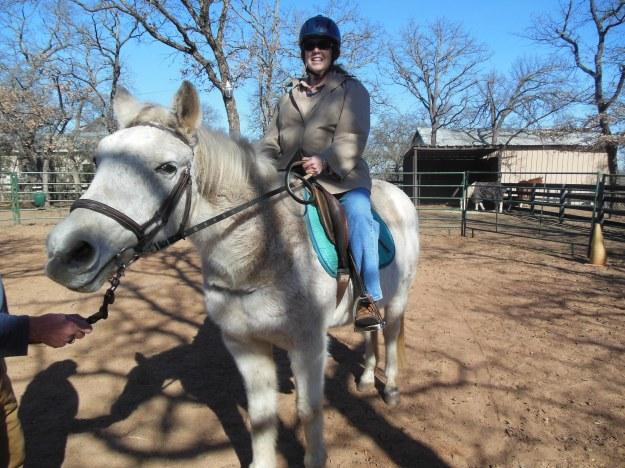 Horse Spirit Rider Angela